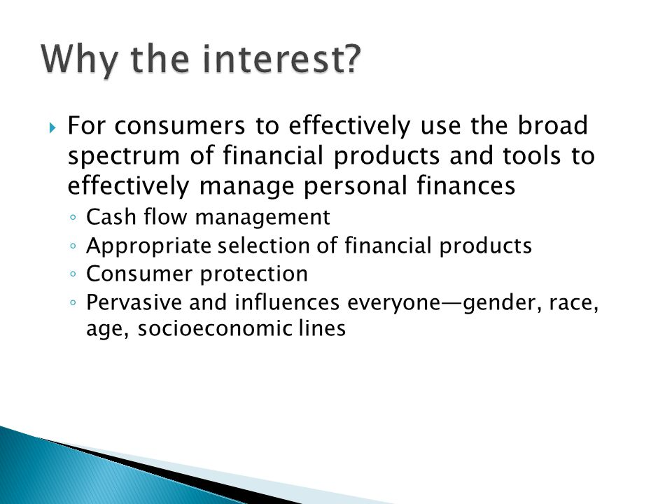 Defining what we are all talking about.What is financial literacy.