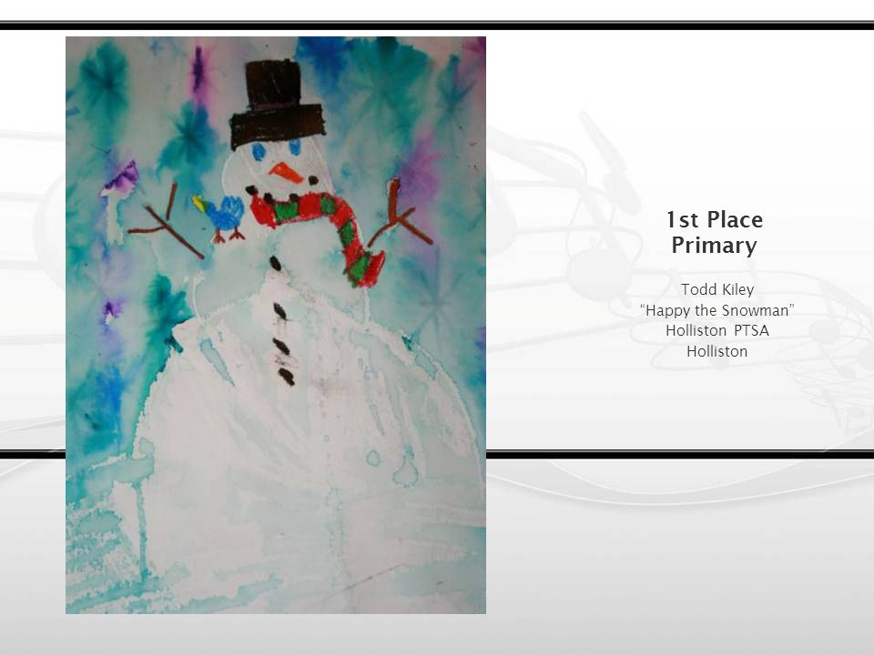 3rd Place – tie Intermediate Emma Torgenson A Magical Sunset Hopkinton PTA Hopkinton