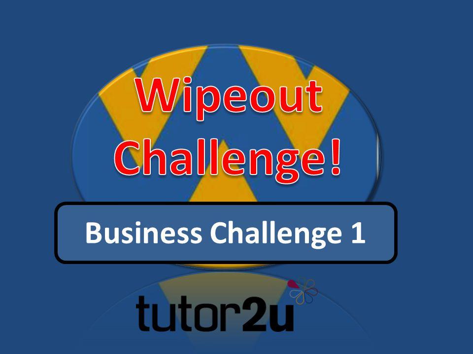 Business Challenge 1