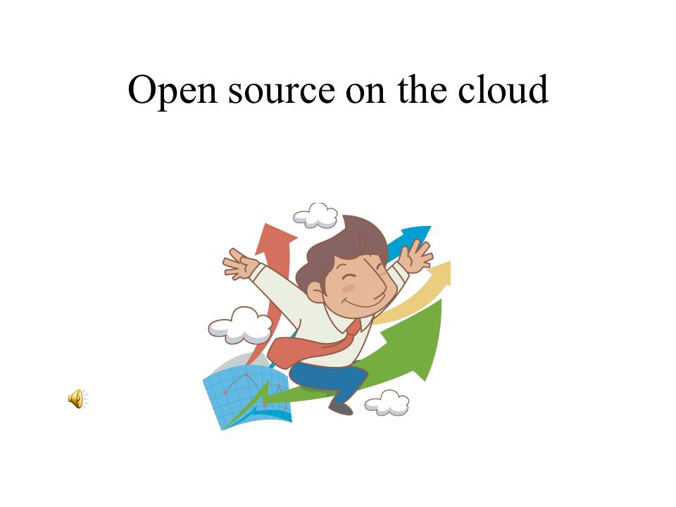 Open source on the cloud
