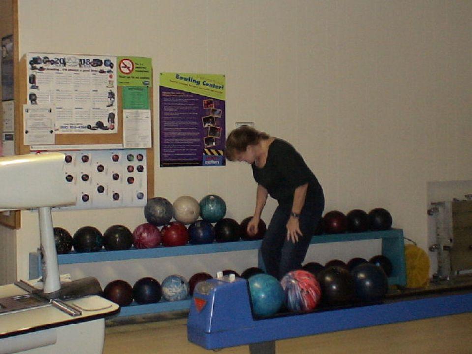 Nina hurrying the ball along…