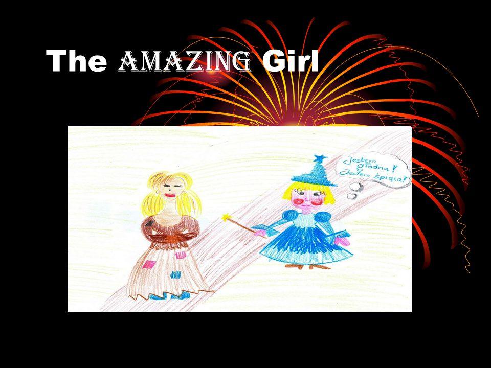 The Amazing Girl