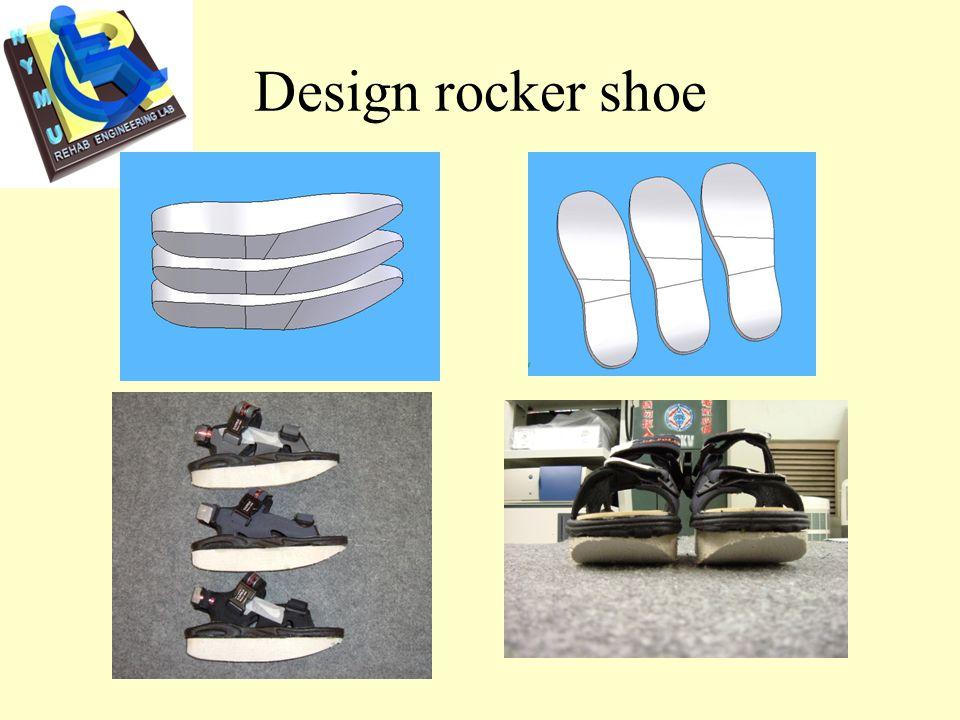 * * * * * 1.Maximum force and peak decrease in heel and forefoot region.