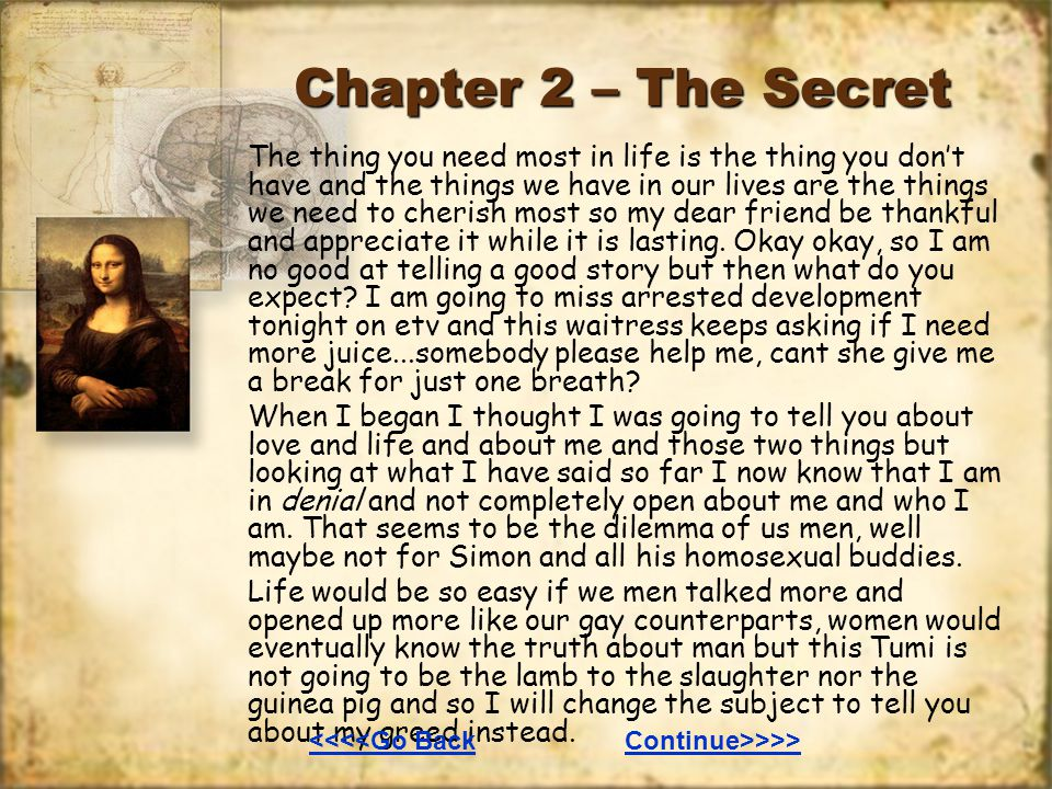 Chapter 9 – Why she said no I have not yet told you all about Lungi now have I.