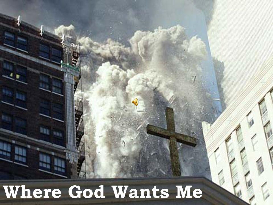 Where God Wants Me
