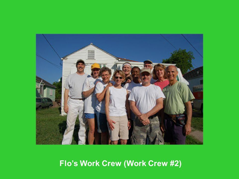 Flos Work Crew (Work Crew #2)