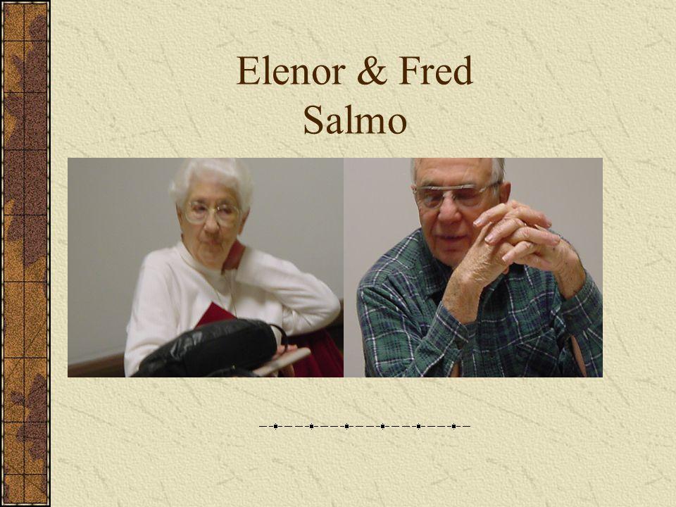 Elenor & Fred Salmo