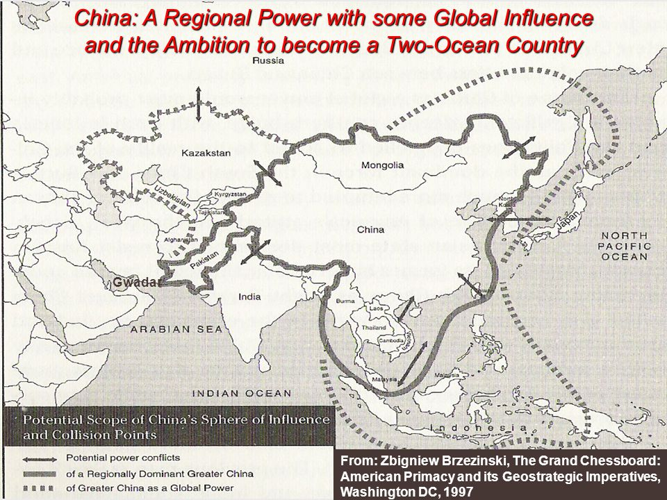 9 A China-Centred World