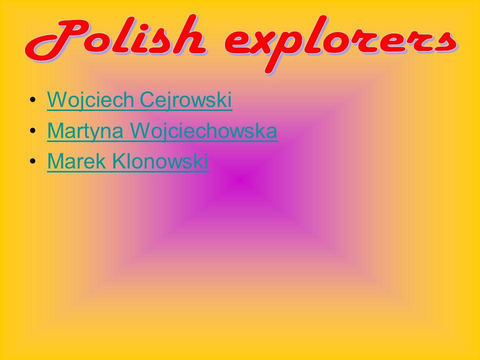 Wojciech Cejrowski Martyna Wojciechowska Marek Klonowski