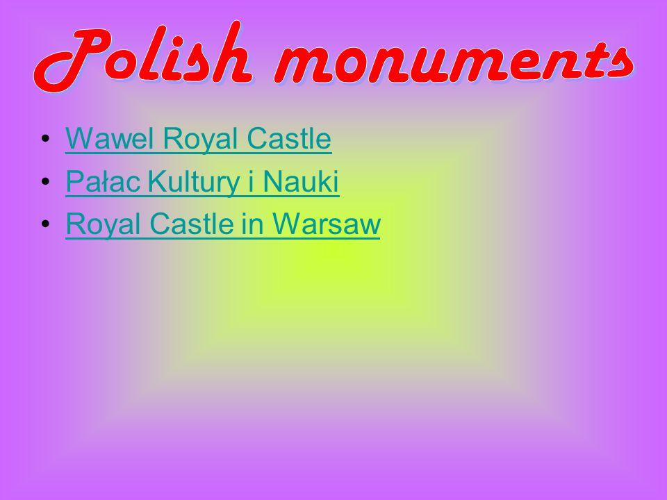 Wawel Royal Castle Pałac Kultury i Nauki Royal Castle in Warsaw