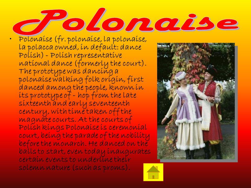 Polonaise (fr.