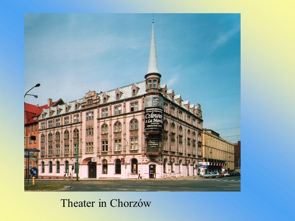 Theater in Chorzów