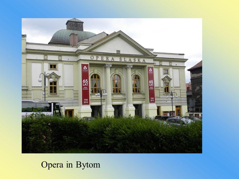Opera in Bytom