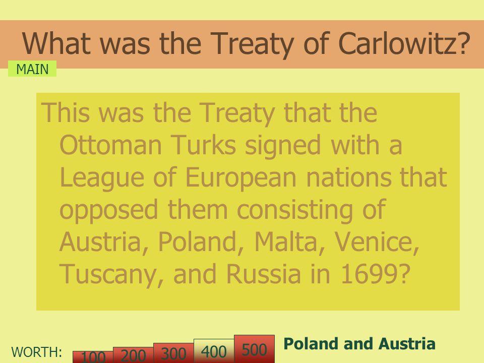 WORTH: What was the Liberum veto.