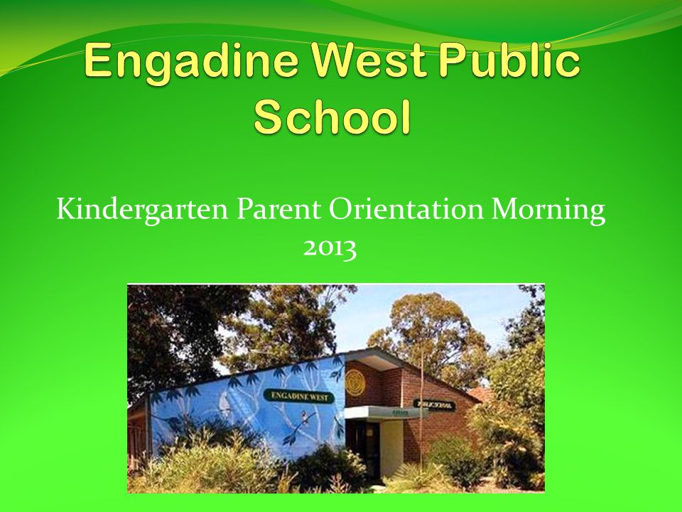 The Engadine West School Community seeks to work together to provide educational programs which will allow its students to live happily and work successfully in the 21 st century.