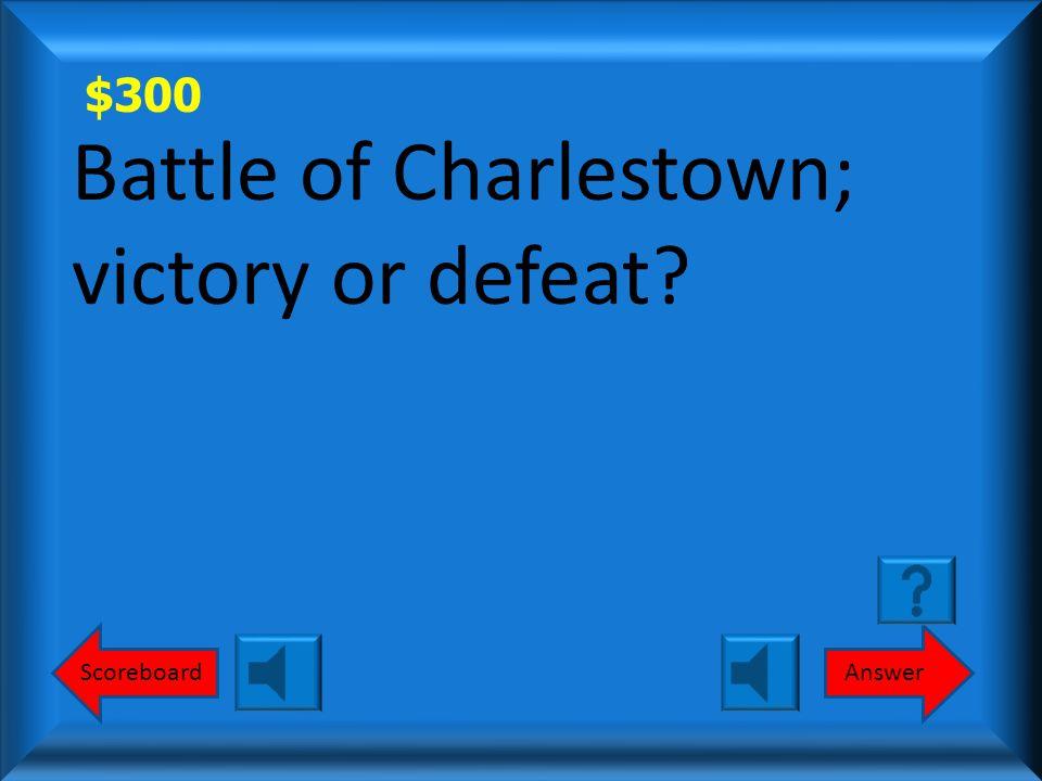 $200 Victory Round 1