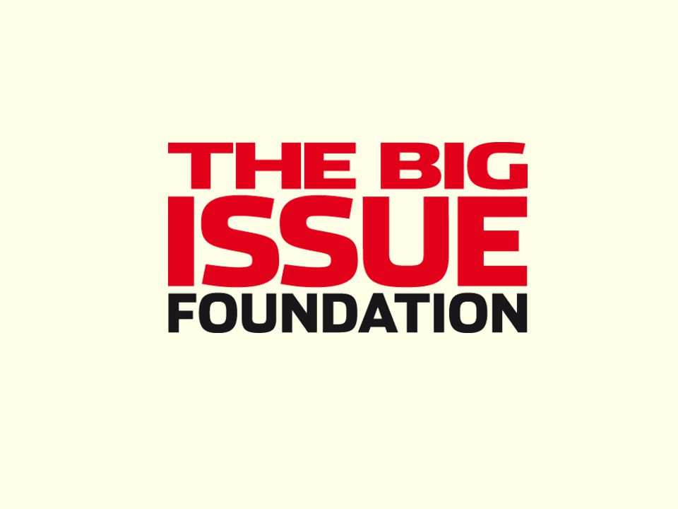 Big Issue vendors buy the magazine for £1.25 and sell it for £2.50