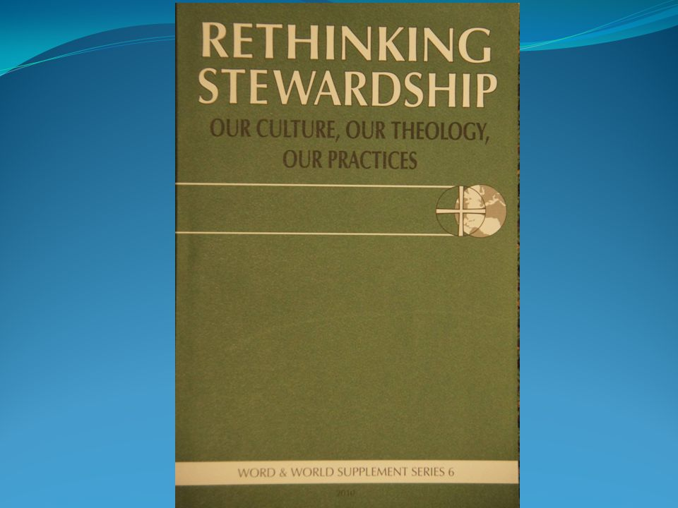 +How does what youve discussed affect your planning for your stewardship emphasis this fall and year-round.