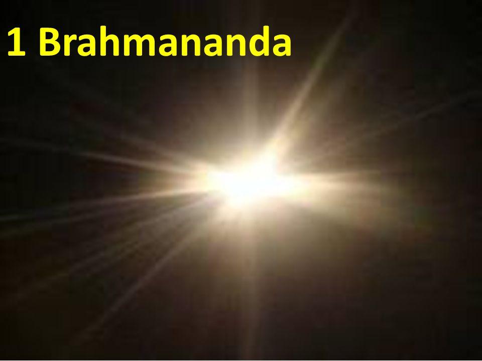 1 Brahmananda