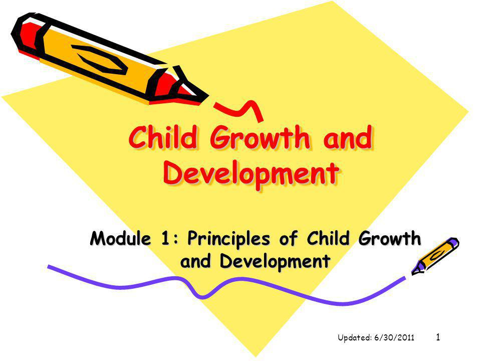 Child Growth and Development 102 Key Point Learning and action are partners.