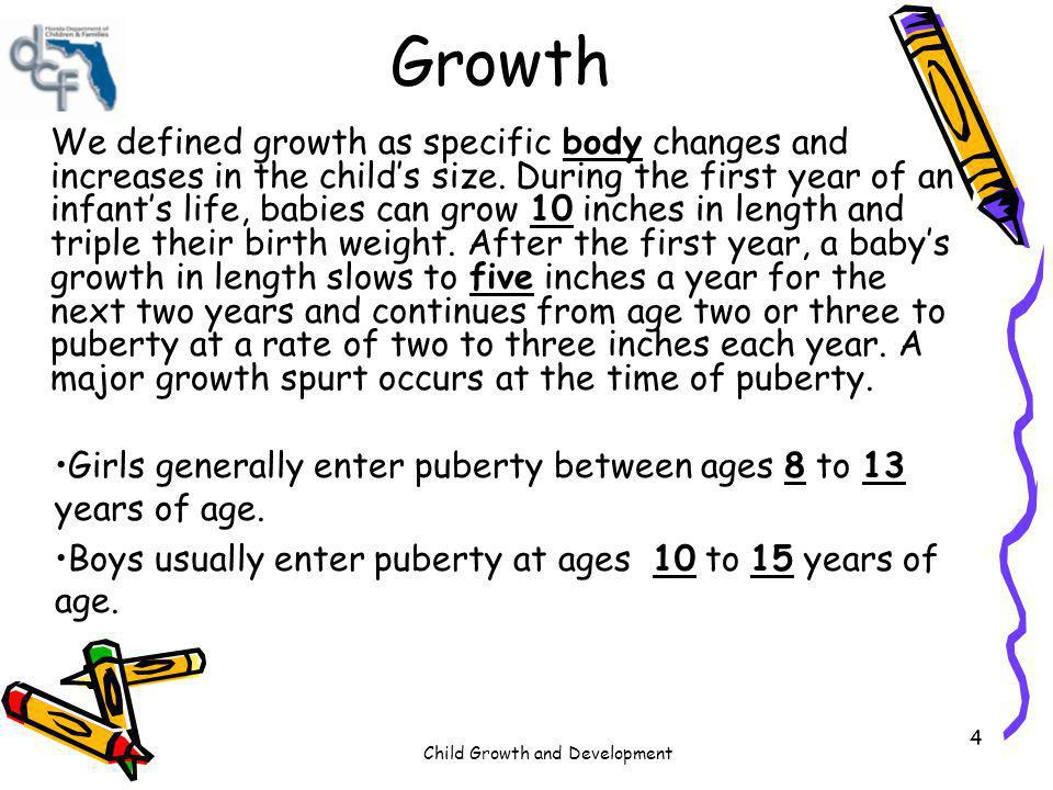 Child Growth and Development 25 Hierarchy of Needs