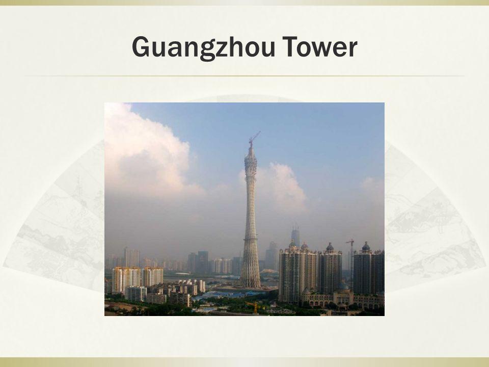 Guangzhou Tower