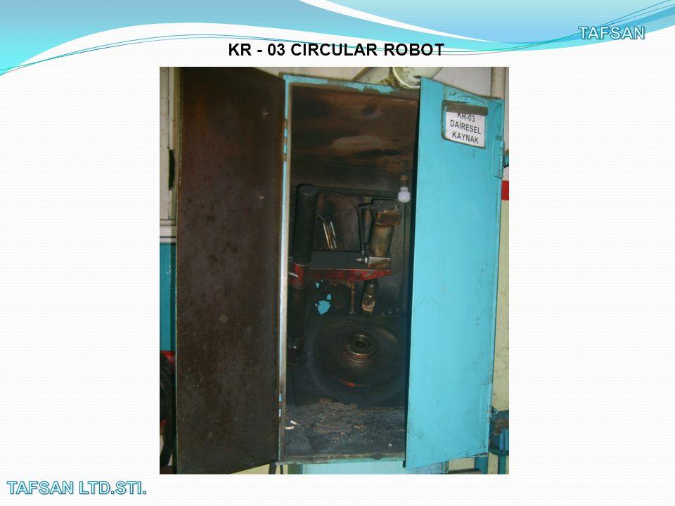 KR - 03 CIRCULAR ROBOT