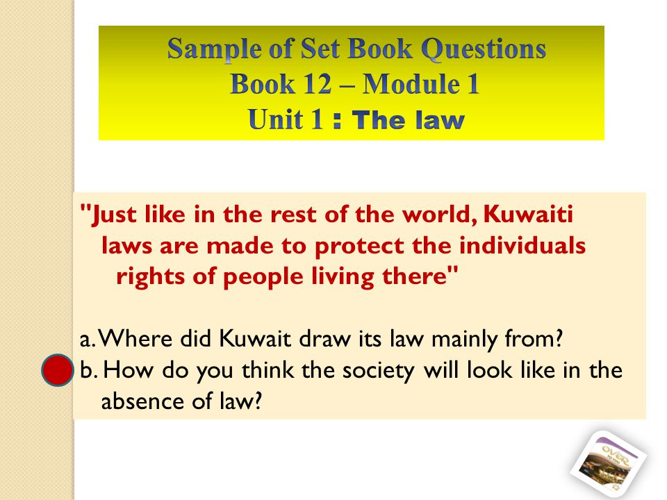 Just like in the rest of the world, Kuwaiti laws are made to protect the individuals rights of people living there a.