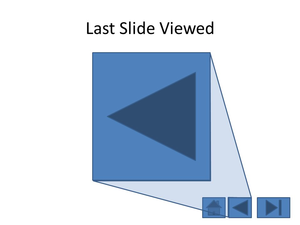 Last Slide Viewed