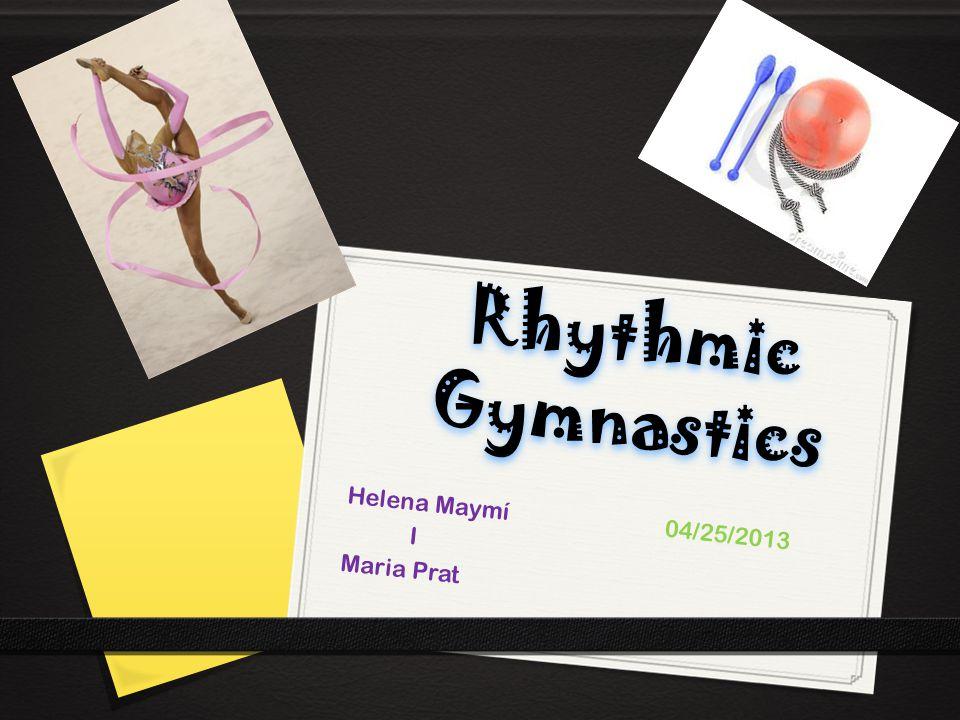 Helena Maymí 04/25/2013 I Maria Prat Rhythmic Gymnastics