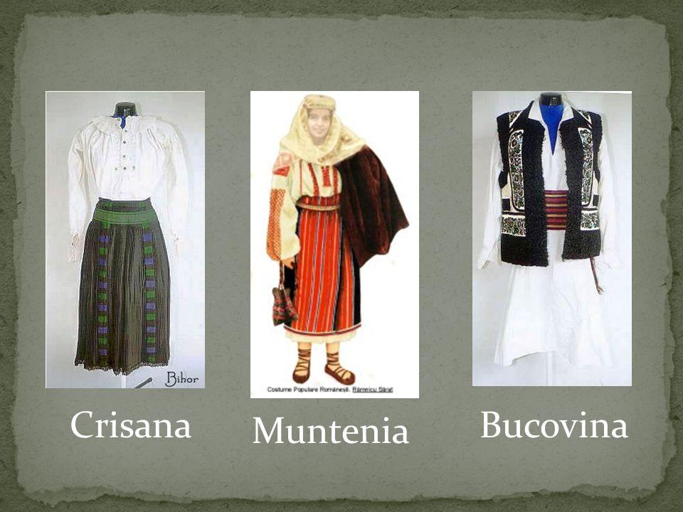 CrisanaBucovina Muntenia