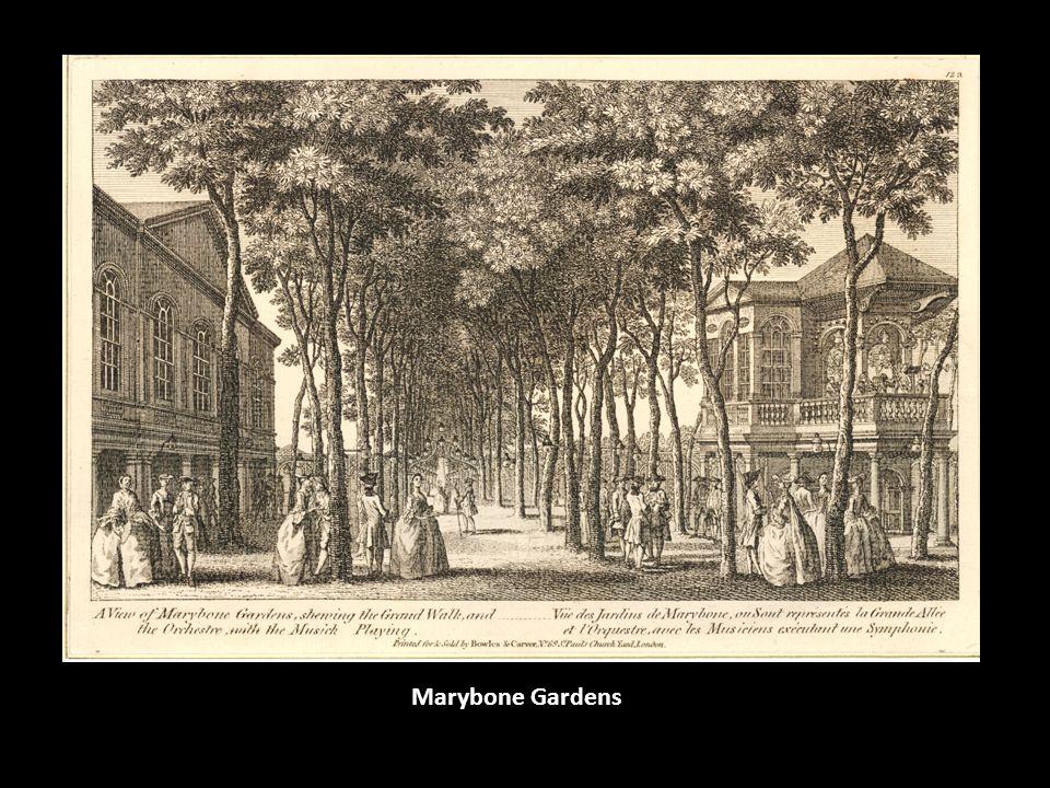 Marybone Gardens
