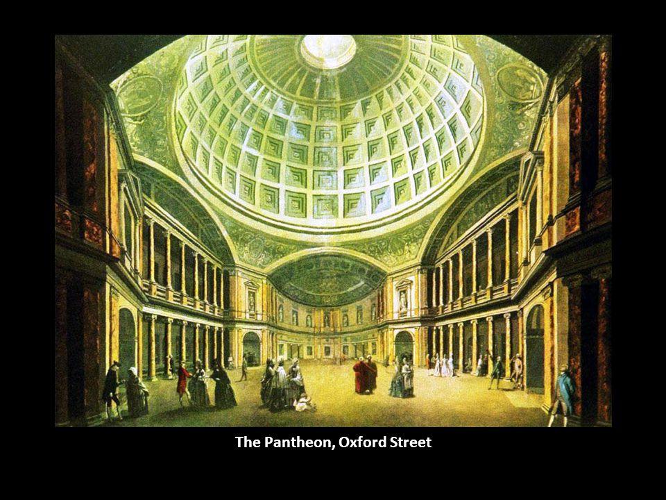 The Pantheon, Oxford Street