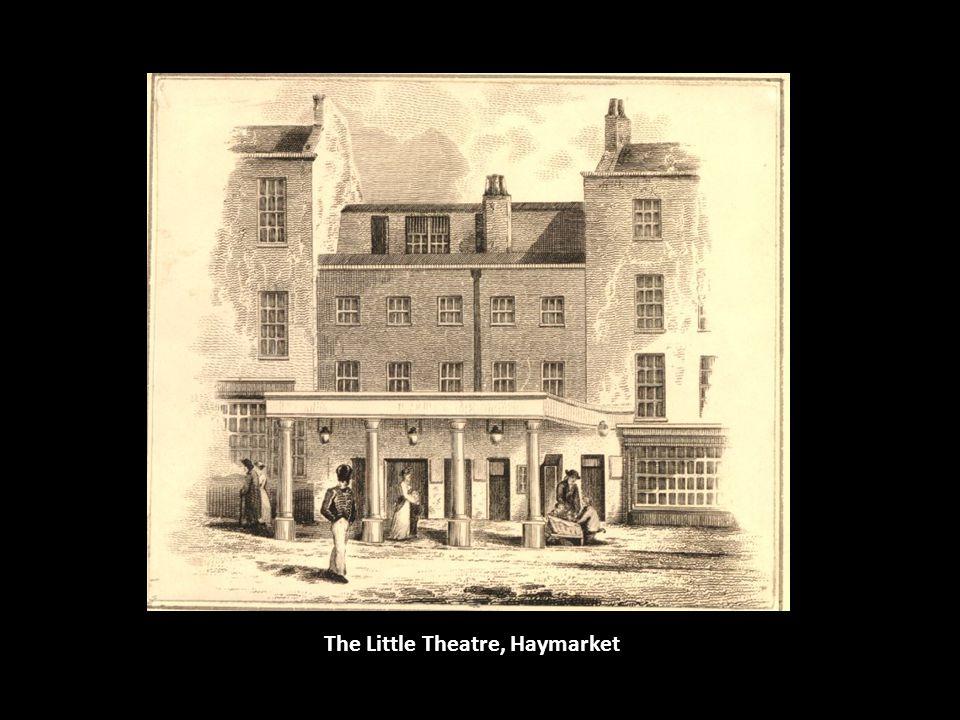 The Little Theatre, Haymarket