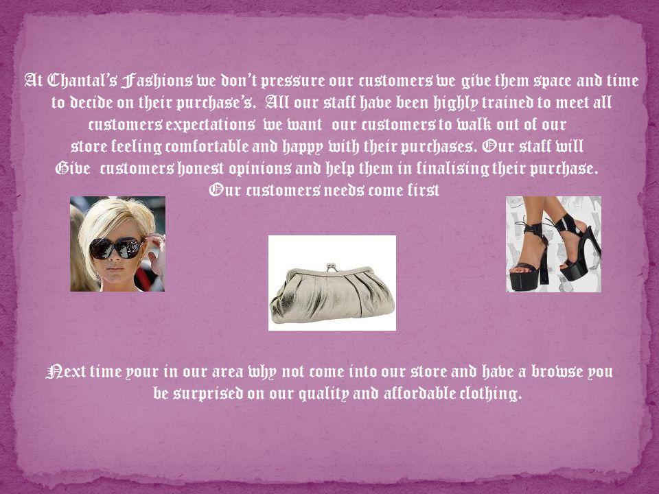 We also stock Handbags Ladies shoes Clutch purses Jewelery Sunglasses Ladies jackets