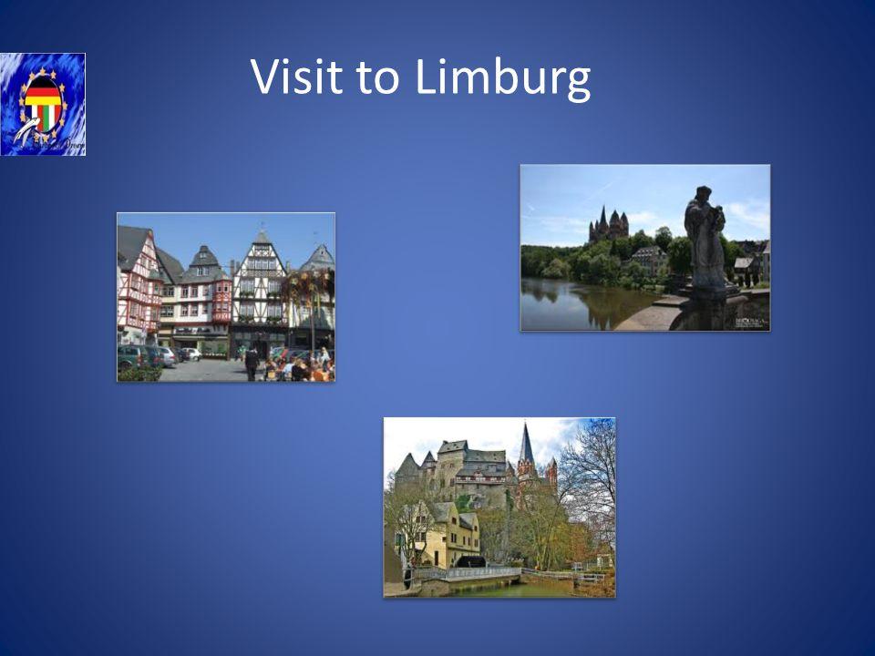 Visit to Limburg