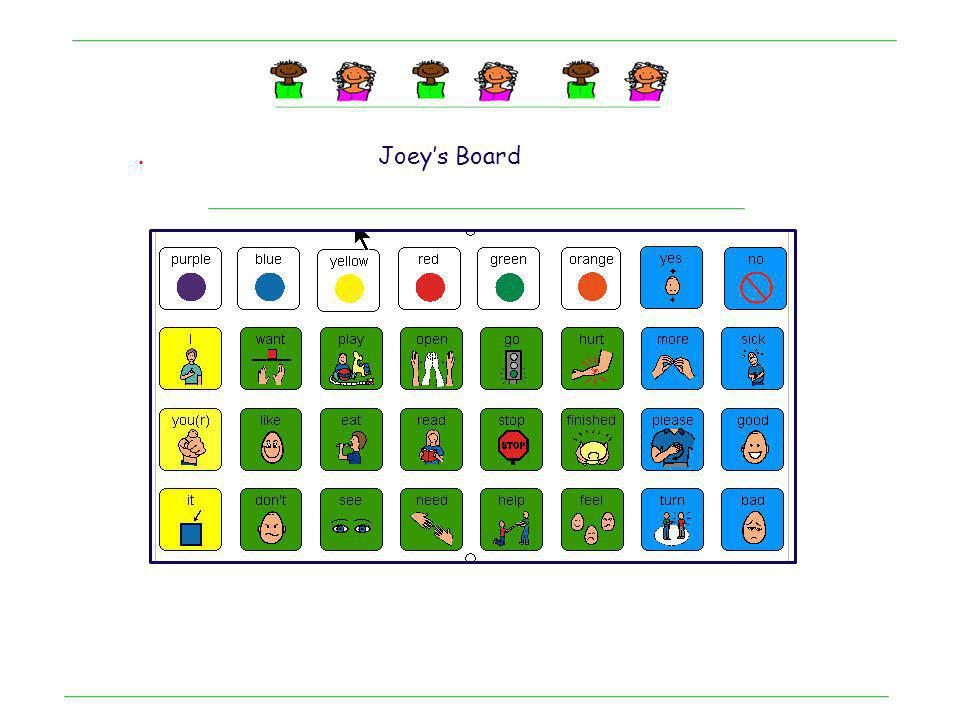 . Joeys Board