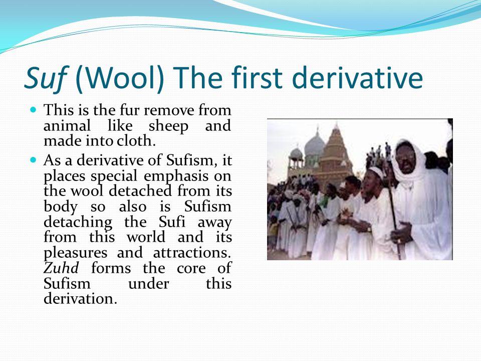 تسوف (Sufism) صوف (Wool) صف (Rank) صافة (Purity) صفة (Bench) صوفح (Forgiving)