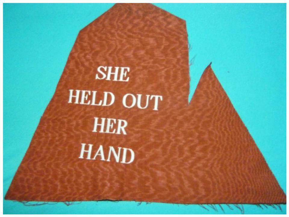 Shira Lipschitz SHE HELD OUT HER HAND