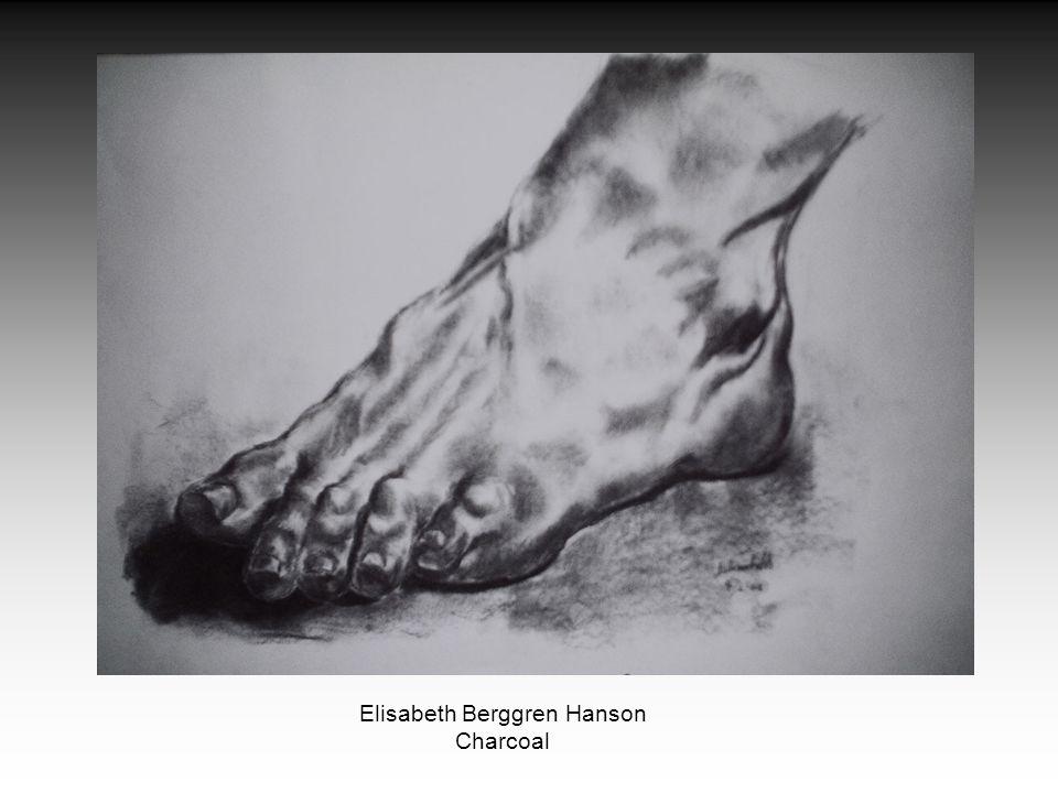 Elisabeth Berggren Hanson Charcoal