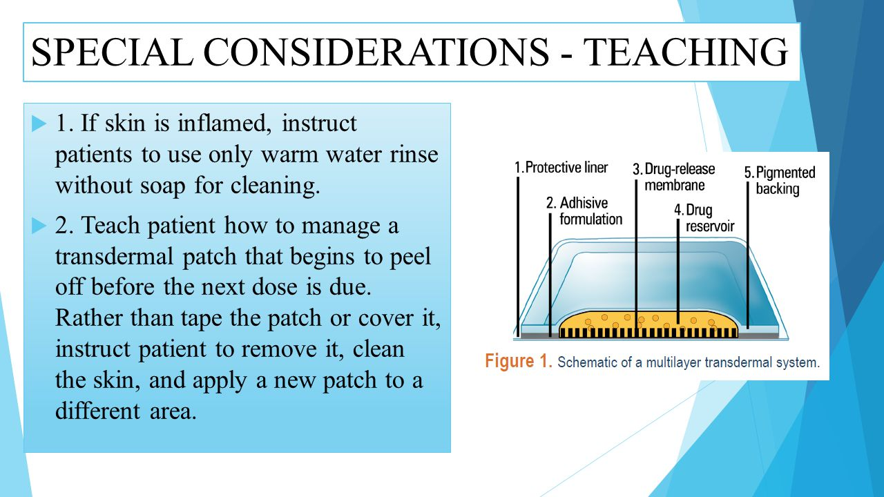 SPECIAL CONSIDERATIONS - TEACHING 1.