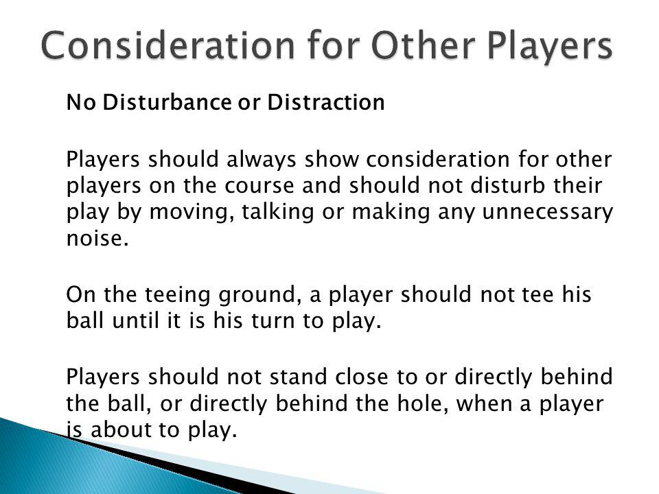 Scoring In stroke play, a player who is acting as a marker should, if necessary, on the way to the next tee, check the score with the player concerned and record it.