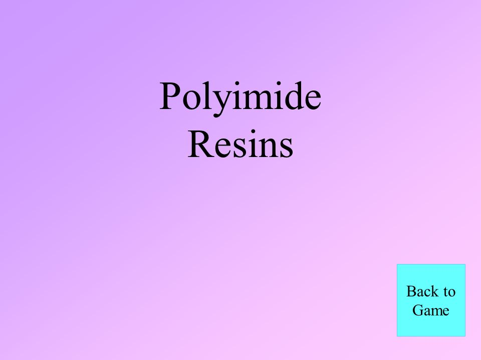 There are two general types of this class of materials: cross-linked (formed by a condensation polymerization) and thermoplastic (formed by an addition polymerization).