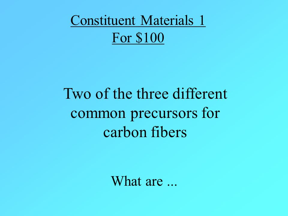 Definition for the principal material direction (1, 2, 3) What is... Laminate Plate Theory For $100