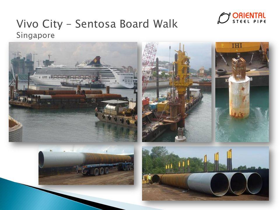 26 Vivo City – Sentosa Board Walk Singapore