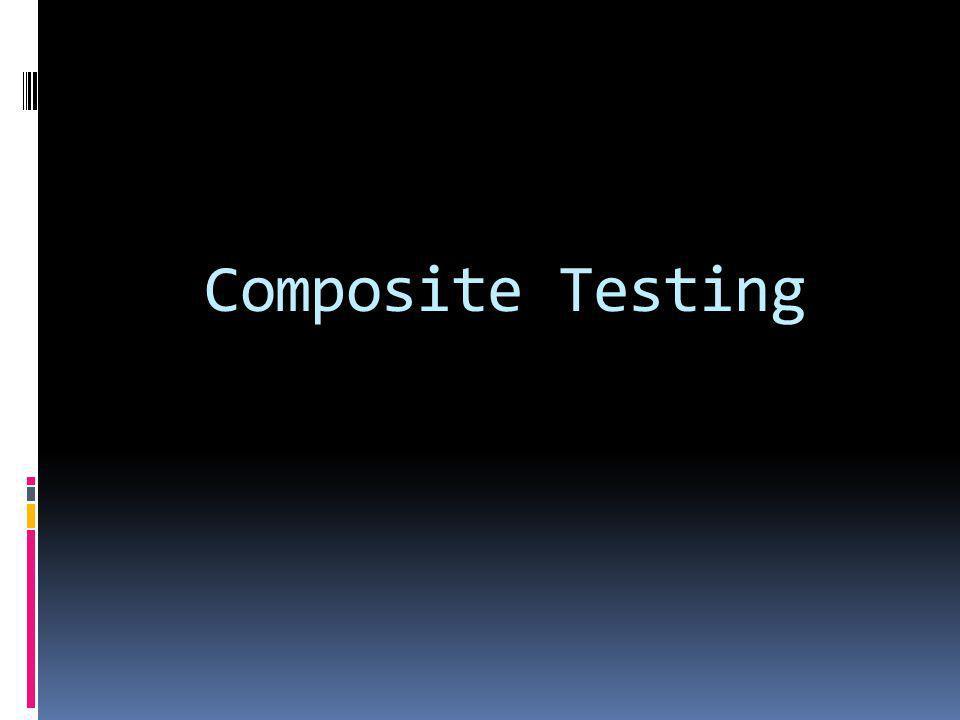 Composite Testing