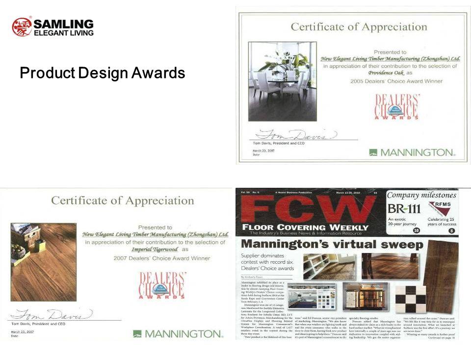 Product Design Awards