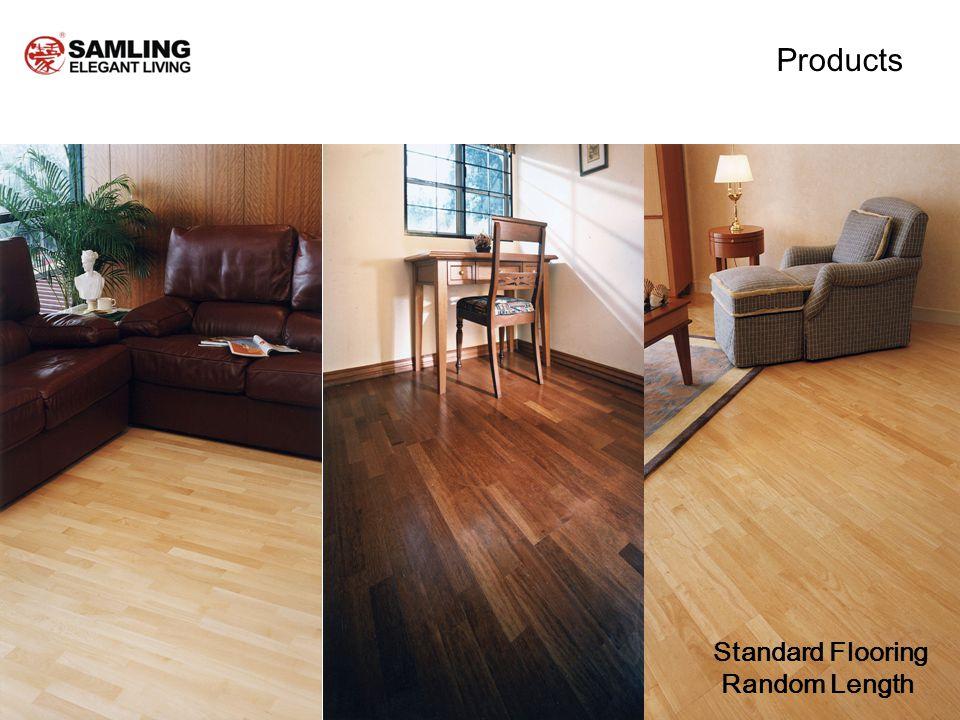 Products Standard Flooring Random Length