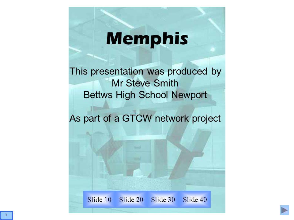Memphis School Improvement Service A GTCW project 2