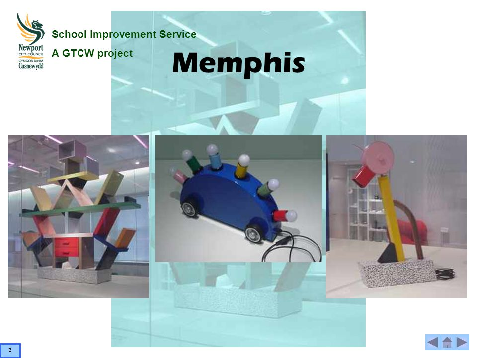 Memphis School Improvement Service A GTCW project 2